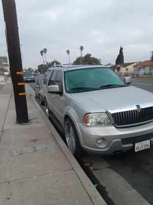 Lincoln navigator 2004 1700 millas titulo linpio for Sale in Hawaiian Gardens, CA