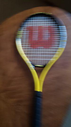 Wilson tennis racket for Sale in Evesham Township, NJ