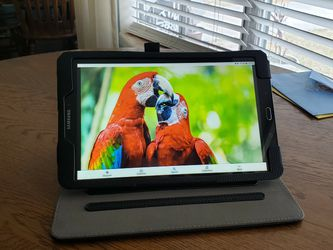Samsung Tab E 9.6 W/Case - Used Great Condition for Sale in Brooksville,  FL
