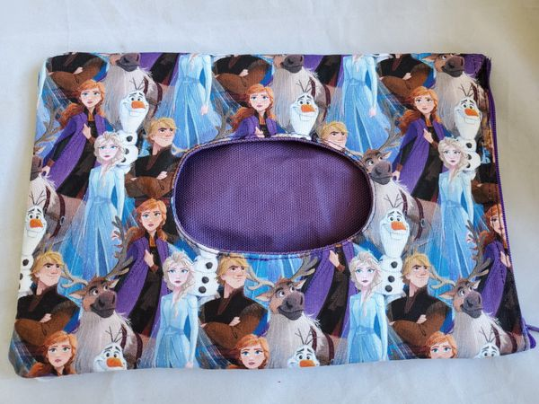 Frozen Wipes Cover