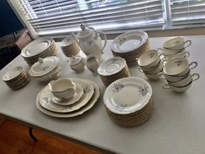 Vintage Dishware for 12 for Sale in Pompano Beach, FL