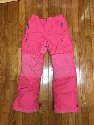 Lands end Ski Pants foe girls (Medium 10 yrs old) for Sale in Fairfax, VA