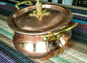 Ruffoni copper stock pot for Sale in Austin, TX