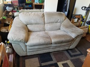 Loveseat couch for Sale in Huntington Beach, CA