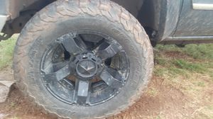 Wheels and tires for Sale in Lawn, TX