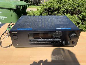 ONKYO AUDIO RECEIVER for Sale in Berkeley, CA