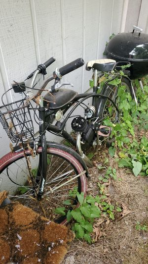 Motorized bike for Sale in Tacoma, WA