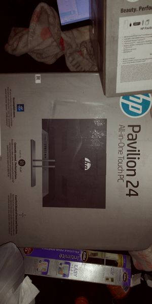 """24"""" HP All-in-One Touch Pc for Sale in Spokane, WA"""