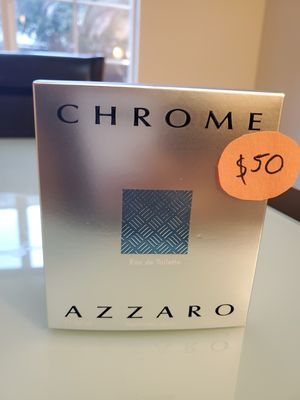 CHROME AZZARO PERFUME for Sale in Etiwanda, CA