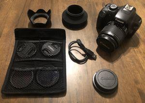 Canon DSLR Camera for Sale in Yucaipa, CA