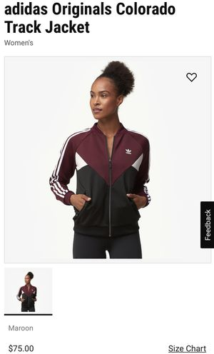 Women's Adidas Jacket (Large) for Sale in Lake Elsinore, CA
