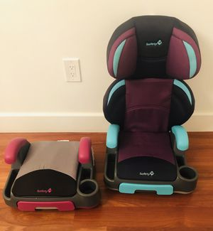 2 Safety 1st Booster Car Seats for Sale in San Jose, CA