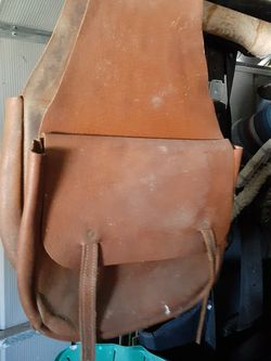 Leather Saddle Bags for Sale in The Villages,  FL