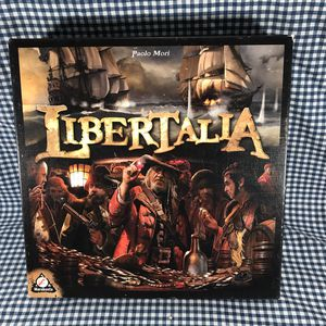 Libertalia Board Game by Asmodee for Sale in Anchorage, AK