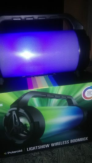 Wireless Boombox for Sale in Poughkeepsie, NY