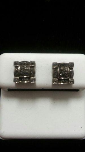 Black Diamond Earrings for Sale in Columbus, OH