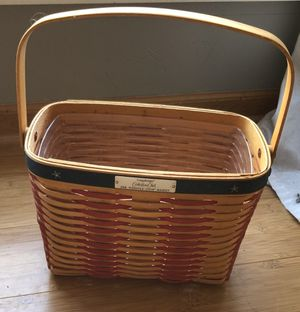 Longaberger Whistle Stop Basket for Sale in Delaware, OH