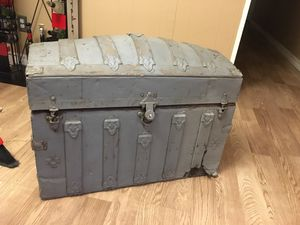 Antique chest for Sale in Bixby, OK