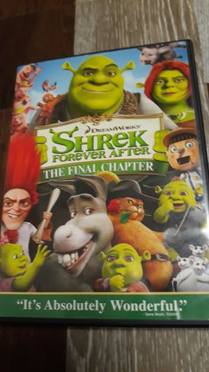 Shrek Forever After the Final chapter for Sale in Bothell, WA