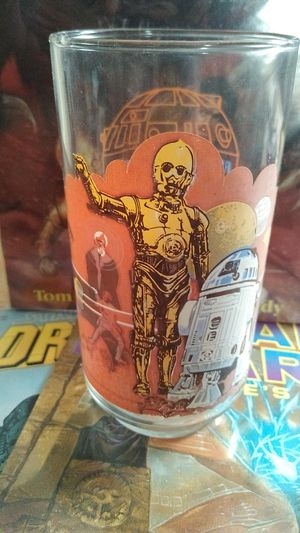 "Star Wars series I Burger King Glass ""Droids"" for Sale in Vero Beach, FL"