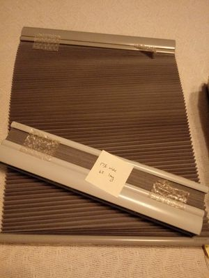 Accordian Blinds (2) for Sale in Anna, OH