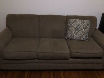 Sofa for 3 with pillow for Sale in Columbus,  OH