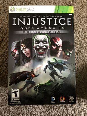 Injustice Collectors edition statue *Statue Only* for Sale in Sacramento, CA