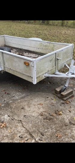 4x8 foot small strailer for Sale in Pasadena,  TX
