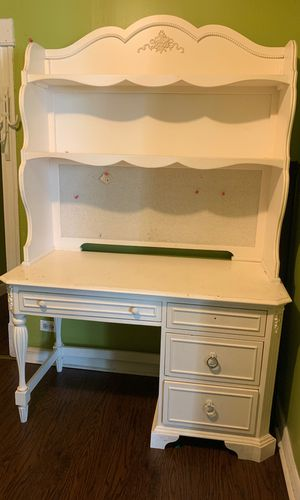Ivory Desk for Sale in Chicago, IL