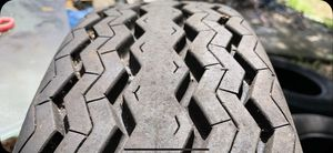 15 Inch 6 Lug Trailer Rim & Tire no dry rot Great condition for Sale in Hollywood, FL