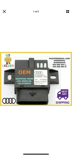 🔥OEM AUDI Fuel Pump Control Module A4 A6 S6 Quattro 4F0906093L 4F0906093G 06-11 for Sale in Los Angeles, CA