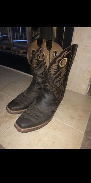 Ariat boots for Sale in Fresno, CA