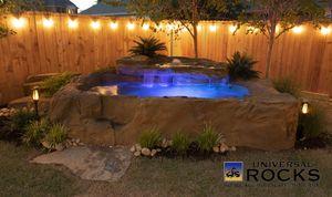 Hot Tub / Spa - Hybrid Rock Hot tub for Sale in Garland, TX