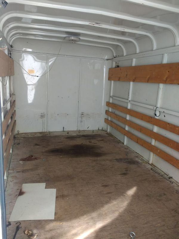 Trailer Enclosed Cargo 6 X 10