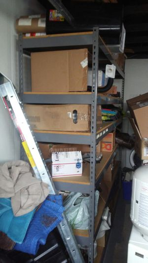 Metal Shelving Shelves for Garage or Business for Sale in Oceanside, CA