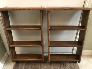 2 wall shelves for Sale in Aurora, IL