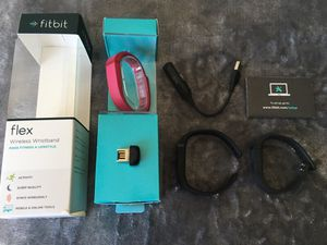 Fitbit FLEX accessories for Sale in San Diego, CA