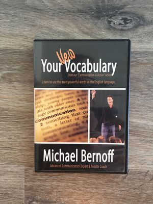 Your New Vocabulary CD for Sale in Kirkland, WA