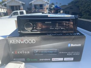 Kenwood Stereo for Sale in Los Angeles, CA