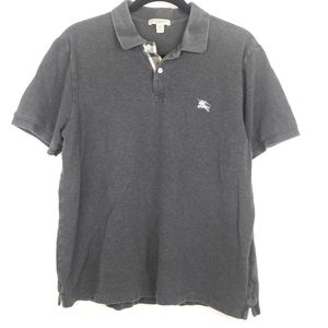 Burberry gray polo size XL for Sale in Ontario, CA