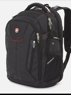 New Swiss gear laptop book bag with usb for Sale in Lake City, FL