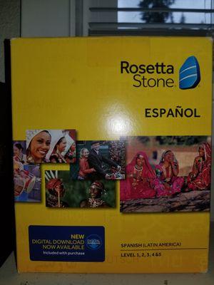 Rosetta stone for Sale in Bonney Lake, WA