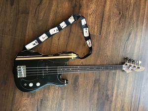 Custom short scale fretless Bass Guitar for Sale in DW GDNS, TX
