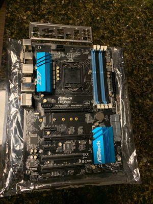 Asrock Z97 Pro4 Motherboard for Sale in Houston, TX
