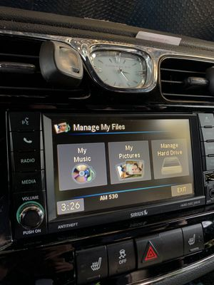 Chrysler/Jeep/Dodge RBZ 430 stereo for Sale in Fairfield, CA