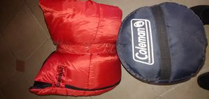 Eureka and Coleman sleeping bags for Sale in Hollywood, FL