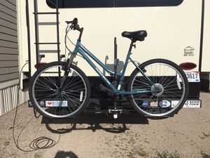 Swagman XC2 Hitch Mount Bike Rack for RV or SUV for Sale in Mesa, AZ