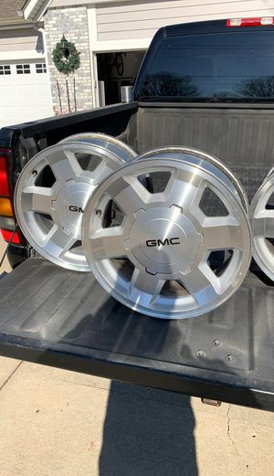 "17"" GMC Rims for Sale in Lee's Summit, MO"