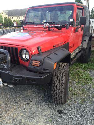 1997 Jeep Wrangler sport for Sale in Manassas, VA