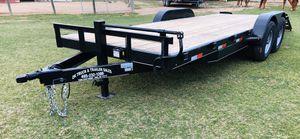 Flatbed trailer for Sale in Sanger, CA